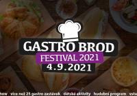 Zářijový Gastro Brod Festival je za dveřmi!