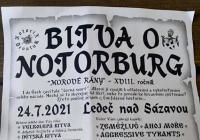 Bitva o Notorburg 2021 - Morové rány