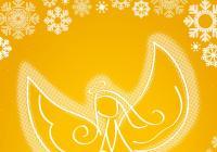 Andělské Vánoce