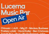 Lucerna Music Bar Open Air