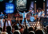 Queenie Universum Tour // Praha