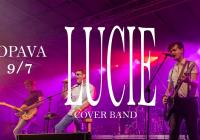 Lucie Cover Band - hity skupiny Lucei