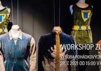 Pohádkový workshop zdarma / Výroba...