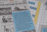 Letní poštovní detektivka pro děti