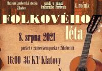 Folkový festival v Žihobcích u Sušice