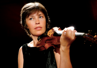 Brilantní houslistka Hana Kotková a komorní orchestr Moravské filharmonie Olomouc