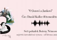 "LIVE stream - Čteme dětem pohádky – David Koller: ""O Jozovi a Jankovi"""