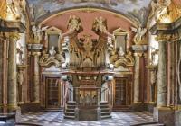 Pachelbel, Mozart, Vivaldi v Zrcadlové...