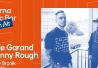 Paulie Garand & Kenny Rough - Open Air Ledárny Braník