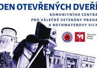 Den otevřených dveří Komunitního centra pro válečné veterány