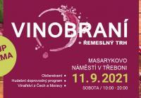 Vinobraní a řemeslné trhy v Třeboni