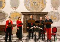 Klášterní hudební slavnosti - Ensemble Baroque Quintet