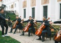 Prague Cello Quartet na Špilberku