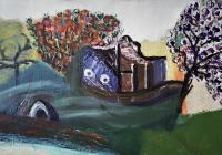 Výstava Marie Janků u příležitosti 130. výročí jejího narození