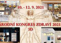Mezinárodní kongres zdraví 2021 Praha