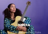Nneka v Praze