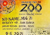 Hrajeme pro 20 ZOO / Benefiční online koncert