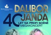 Dalibor Janda - 40 let na profi scéně