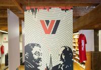 Komentovaná prohlídka výstavy Voscovek a Wherrick volají Prahu!