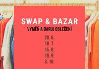 SWAP & bazar oblečení   Pec pod Sněžkou