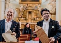 Filharmonie v lese