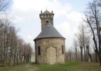 Kaple sv. Kříže, Jiřetín pod Jedlovou