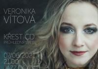 Veronika Vítová – Křest CD Průhledný svět