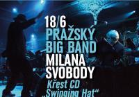 Pražský Big Band Milana Svobody – Křest CD Swinging Hat