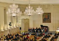 Hudba a víno na zámku Valtice