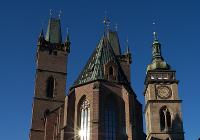 Noc kostelů v Hradci Králové a okolí