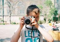 Malí a velcí fotografové