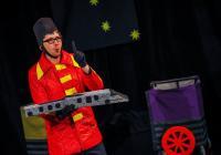 Olomoucké shakespearovské léto - Pohádky o mašinkách