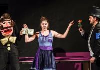 Olomoucké shakespearovské léto - O popleteném kouzelníkovi