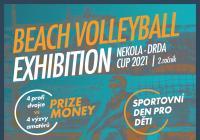 Nekola Drda Cup 2021 - beach volleyball exhibition