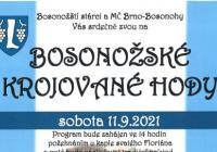 Krojované hody - Brno Bosonohy