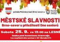 Městské slavnosti - Brno Lesná