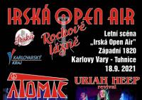 Uriah Heep Revival + Atomic