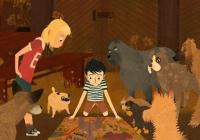 KINO (nejen pro děti): Jacob, Mimmi and Talking Dogs