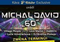 Michal David v Praze