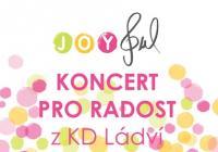 LIVE stream - Koncert pro radost z KD Ládví