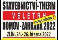 31. Veletrh stavebnictví - Therm - Domov - Zahrada 2022