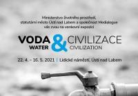 Putovní výstava Voda & civilizace v Ústí nad Labem