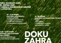Festival DOKU Zahrady 2021