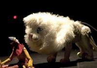 Bruncvík a lev