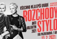 LIVE stream - Všechno nejlepší: Rozchody stylově - - Iva Pazderková, Adéla Elbel - impro talkshow