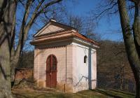 Kaple Nanebevzetí Panny Marie Na Rovínku, Slapy