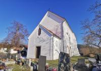Kostel sv. Fabiána a Šebestiána, Živohošť