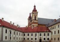Augustiniánský klášter ve Šternberku, Šternberk