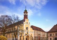 Prohlídka kostela, varhan a krátký koncert na závěr