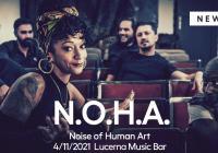 N.O.H.A. (křest alba)